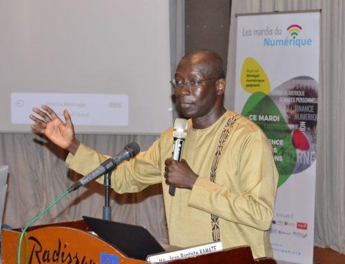 Les Mardis du Numérique :  Professeur Abdoullah Cissé appelle les professions réglementées à se digitaliser